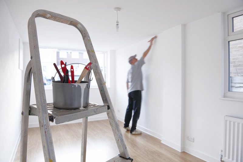 House Painting Underway: Here Is What You Need To Consider
