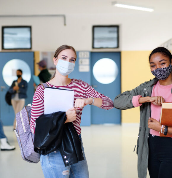 5 Tips For Going Back To School In A Pandemic