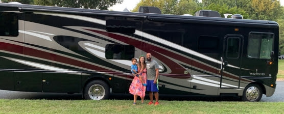 TIPS FROM A FIRST-TIMER ON HOW TO DRIVE A CLASS A MOTORHOME